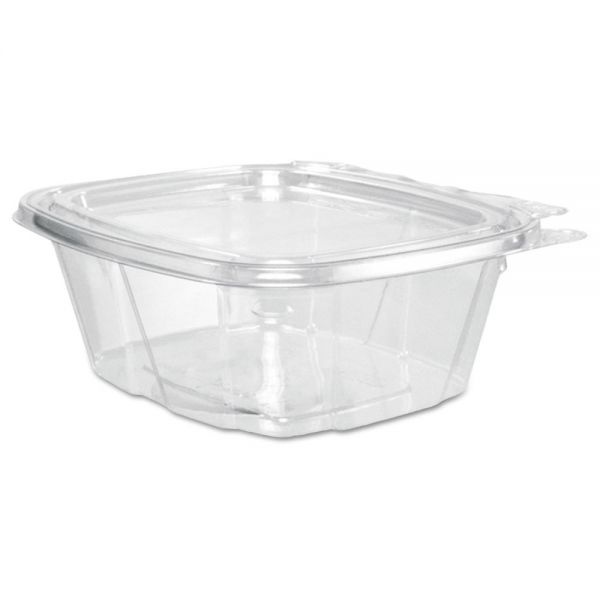 ClearPac® Plastic Container - 16oz, Clear