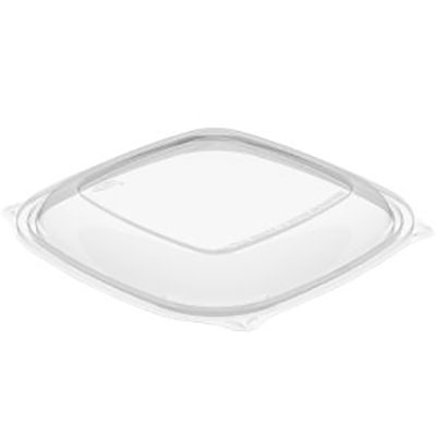 PresentaBowls Pro® Square Lid - Large, Clear