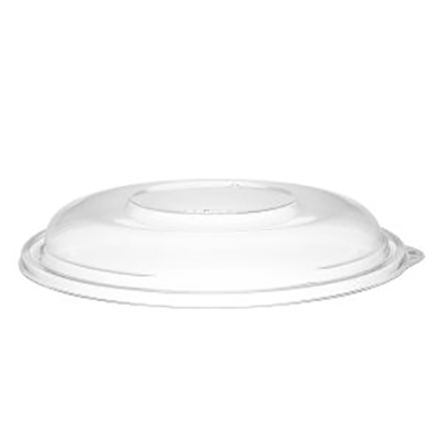 PresentaBowls® Round Dome Lid - 7.2in, Clear
