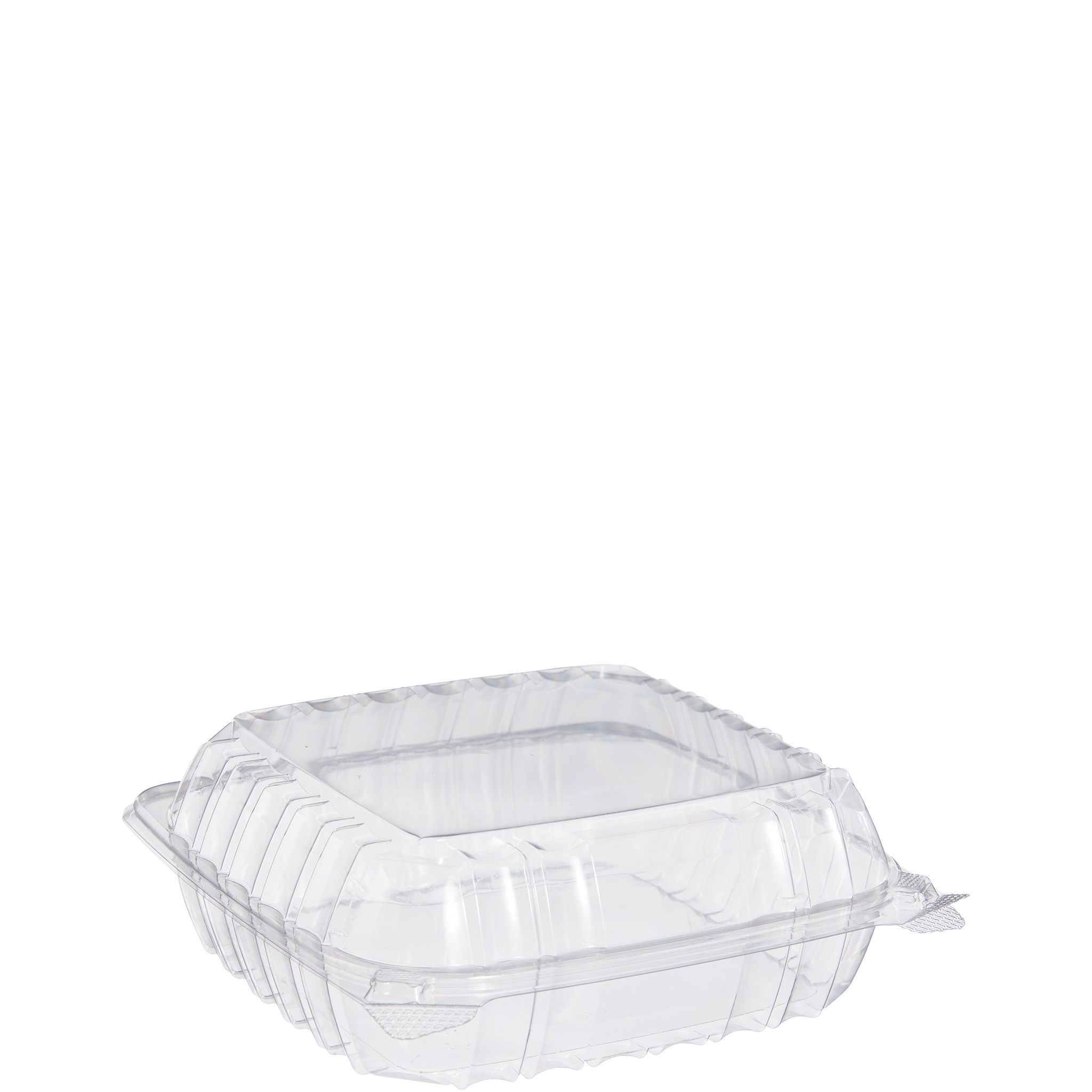 ClearSeal® Container with Hinged Lid - Medium, Clear
