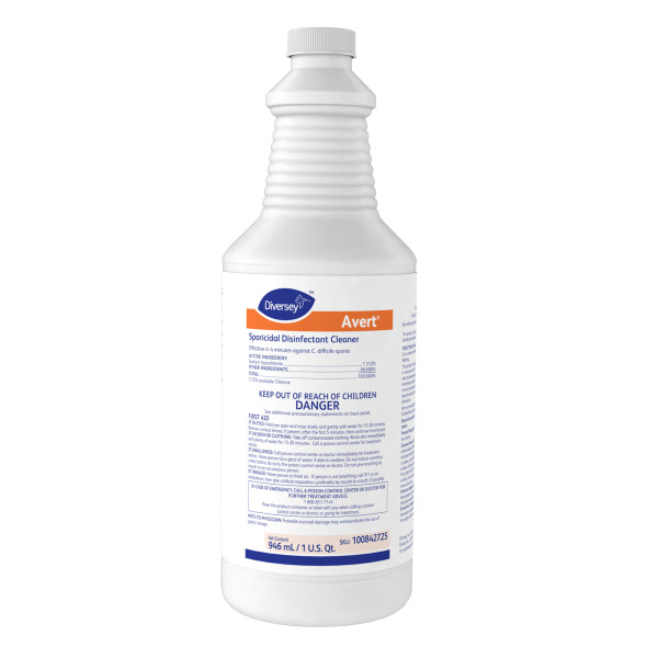Avert™ Sporicidal Disinfectant Cleaner - 32 oz