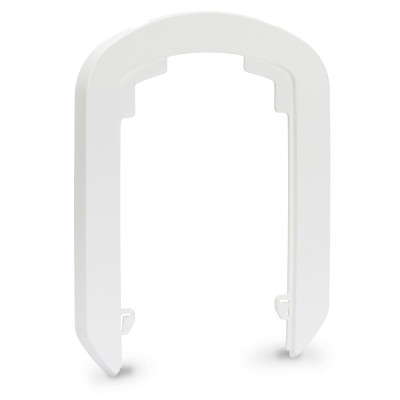 True Fit™ Wall Plate for LTX-12™ - White