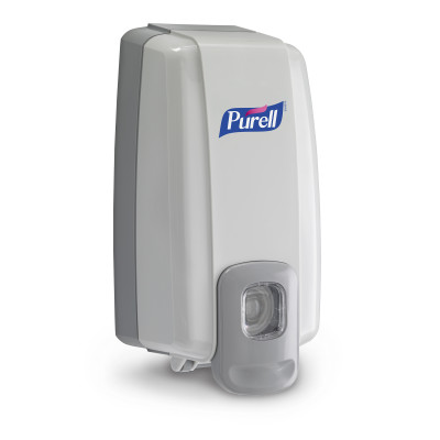 Purell® NXT® Space Saver™ Sanitizer Dispenser - Dove Gray