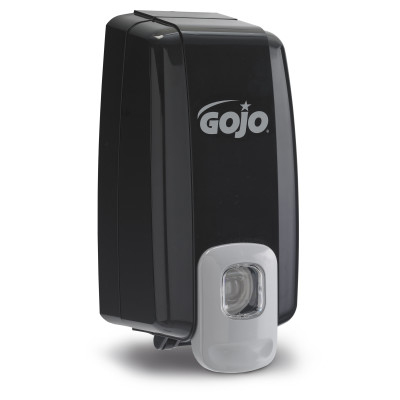 GOJO® NXT® Space Saver™ Push-Style Soap Dispenser - Black
