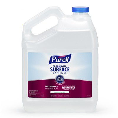 Purell® Foodservice Surface Sanitizer - 1 gallon