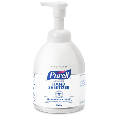 PURELL® Advanced Hand Sanitizer Foam - 535 Pump Bottle