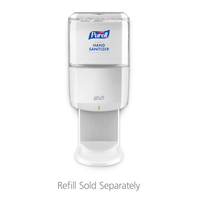 PURELL® ES8 Touch-Free Hand Sanitizer Dispenser with Energy-on-the-Refill - White