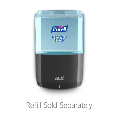 PURELL® ES8 Touch-Free Soap Dispenser with Energy-on-the-Refill - Graphite