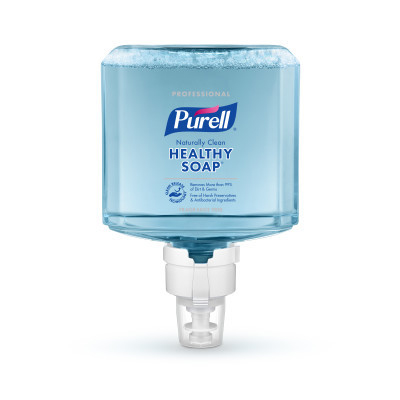 PURELL® ES8 Professional HEALTHY SOAP® Naturally Clean Fragrance Free Foam - 1200mL Refill