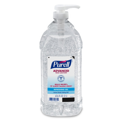 PURELL® Advanced Hand Sanitizer Gel - 2 liter