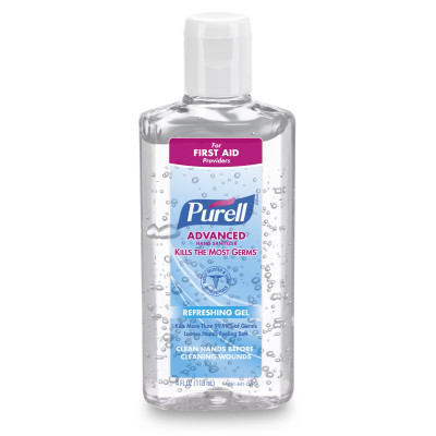 PURELL® Advanced Hand Sanitizer Gel - 4oz, Portable