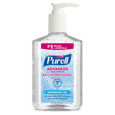PURELL® Advanced Hand Sanitizer Gel - 8oz