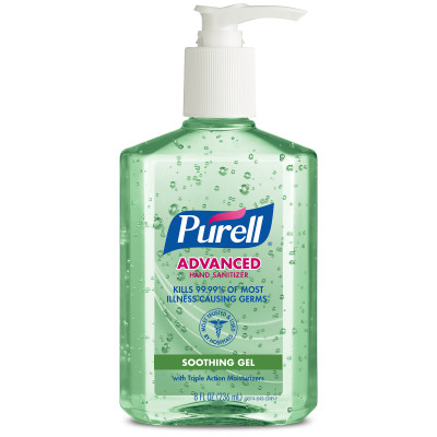 PURELL® Advanced Hand Sanitizer Aloe Gel - 8oz