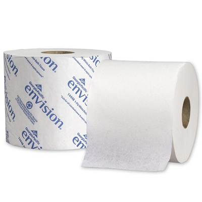 GP Pacific Blue Basic® 2-Ply High Capacity Standard Bathroom Tissue - 1,000 sheets