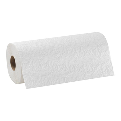 GP Preference® Perforated Roll Towel - 11in x 8.8in, White