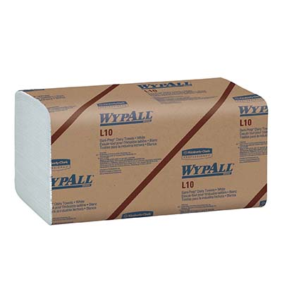 WypAll* L10 Dairy Towels -  9.3in x 10.5in