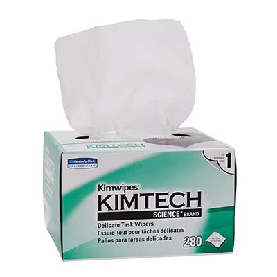 Kimtech Science* Kimwipes* Delicate Task Wipers - 4.4in x 8.4in
