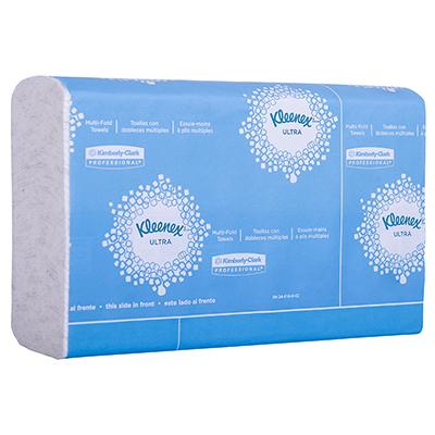 Kleenex® Reveal* Multifold Hand Towels - 8in x 9.4in