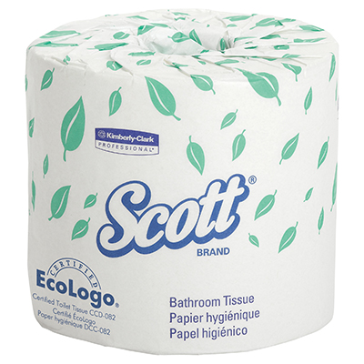 Scott® Standard Roll Bathroom Tissue