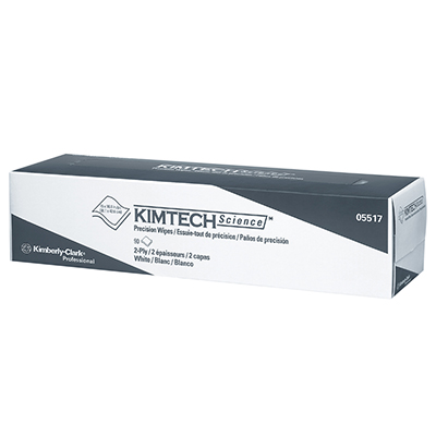 Kimtech Science* Precision Wipes Tissues Wipers - 14.7in x 16.6in