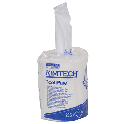 Kimtech Prep* Scottpure* Critical Task Wipers - 7in x 7in