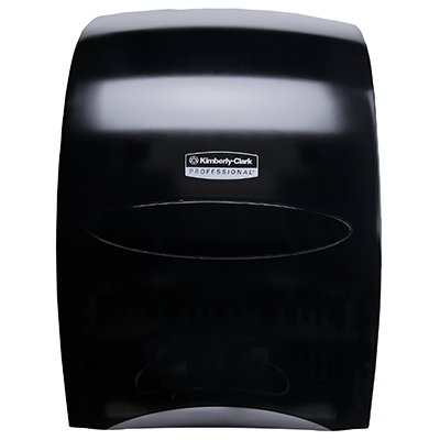 K-C Professional* Sanitouch Hard Roll Towel Dispenser - Smoke
