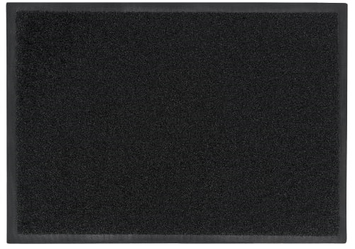 Brush Hog Outdoor Scraper Mat - Charcoal Black, 6' x 6'