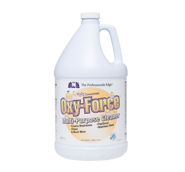 128oxy H202 Oxy-force  4gal