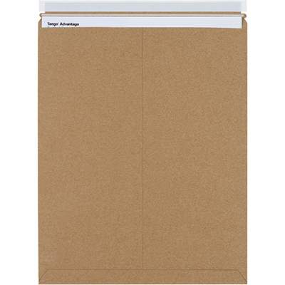 "Kraft Self-Seal Mailer - 17"" x 21"", 0.028"", 100/Case"