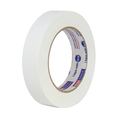 IPG® 199 BOPP Utility Filament Tape - 24 mm x 54.8 m, 3.8 mil, 36/Case