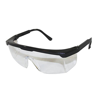 Pro-Guard® Classic 801 Adjustable Safety Glasses, Clear